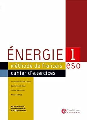 04).energie 1o.eso (exercices+cd) pack frances: Martin Nolla, Carmen/Butzbach