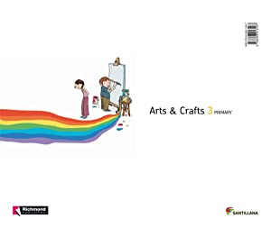 12).arts and crafts 3º.prim.(plastica en ingles): Varios autores