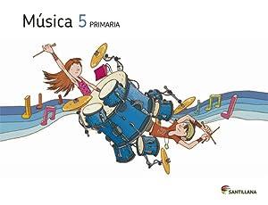 12).musica 5º.(+cd).primaria (caminos saber): Varios autores