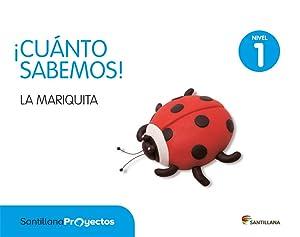 13).1.cuanto sabemos: mariquita (3 aÑos) proyecto infa: Aavv