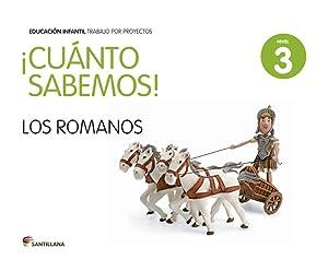 14).3.cuanto sabemos: romanos.(5 aÑos) proyecto infantil: Vv.Aa