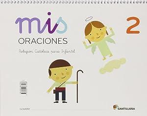 14).mis oraciones 2.(educacion infantil): Vv.Aa