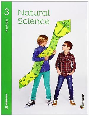 14).natural science 3º.prim.(book) *naturales en ingles*: Vv.Aa