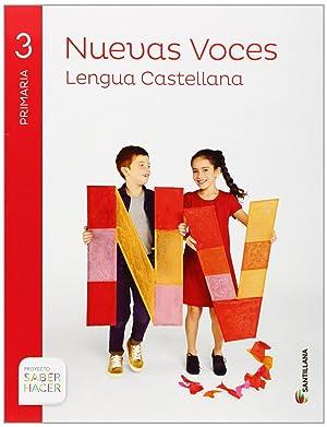 Lengua 3ºprim. Voces. Segunda lengua. Saber hacer: Vv.Aa