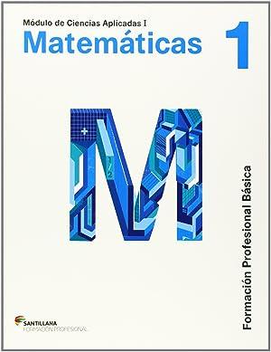 14).(fpb).matematicas 1º (form.profesional basica): Vv.Aa