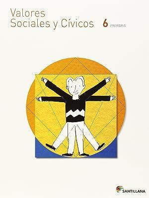 15).valores sociales y civicos 6ºprimaria: Vv.Aa