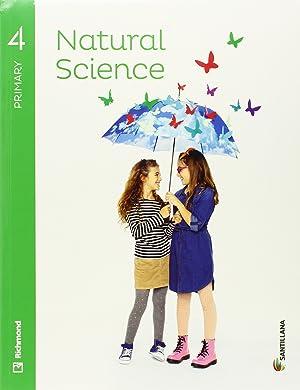 15).natural science 4ºprim. (student+cd): Vv.Aa
