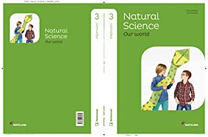 mad).(15).natural & social 3ºp.(my world) student pack: Vv.Aa
