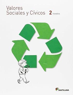 15).valores sociales y civicos 2ºprimaria: Vv.Aa