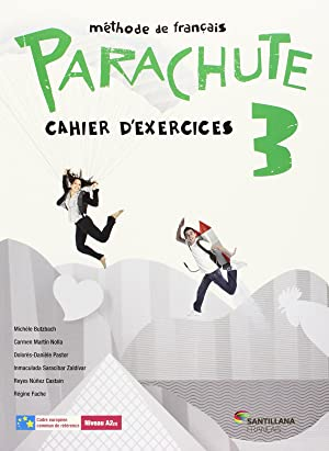 fra).(15).parachute 3ºeso (pack cahier d'exercices): Vv.Aa