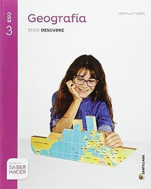 cl).(15).geografia historia 3ºeso (saber hacer): Vv.Aa