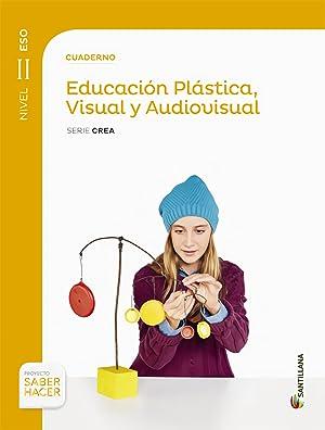 15).cuad.plastica ii (2ºeso).(crea): Vv.Aa