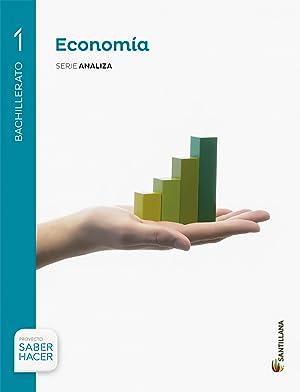 15).economia 1º bach. (saber hacer): Vv.Aa