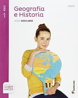 arg).(15).geografia historia 1ºeso (saber hacer): Vv.Aa