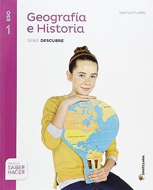 cl).(15).geografia historia 1ºeso (saber hacer): Vv.Aa