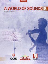 15).music world of sounds b.(libro): Monferrer Quintrana, German