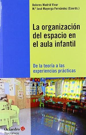 135.organizacion espacio en aula infantil (recursos) de: Madrid Vivar, Dolores/Mayorga