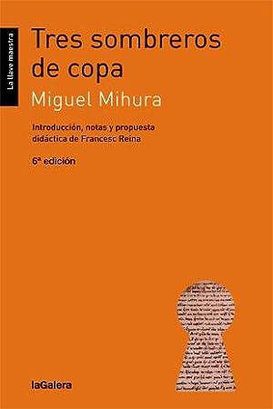 Tres sombreros de copa: Mihura, Miguel