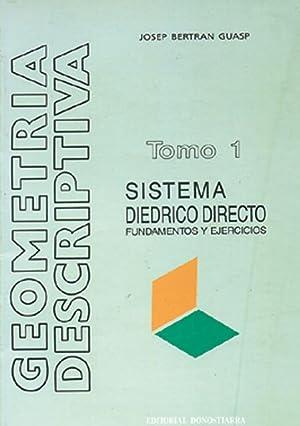 Geometria descriptiva.sistema diedrico directo.teoria/probl: Bertran Guasp, Joseph