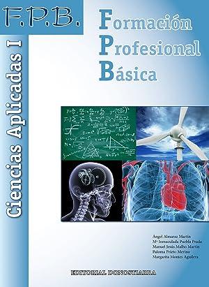 14).ciencias aplicadas i.(formacion profesional basica): Vv.Aa.