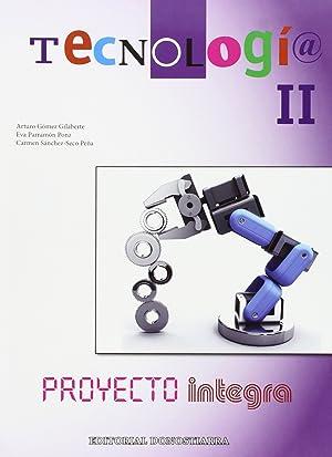 15).tecnologia ii (eso).(integra): Vv.Aa