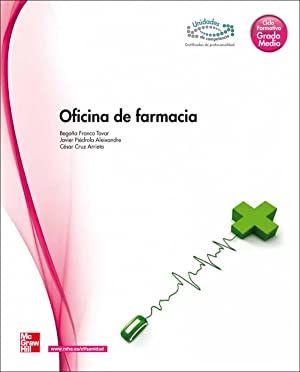 11).(g.m).oficina de farmacia (grado medio): Cruz Arrieta