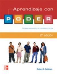 Aprendizaje con poder: Feldman, Robert S.