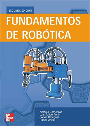 libro fundamentos de robotica barrientos