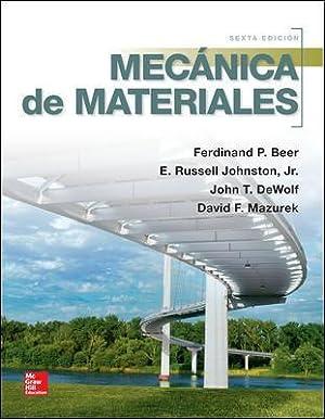 Mecanica materiales: Beer, Ferdinand