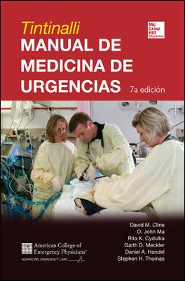 Manual medicina de urgencias: Cline