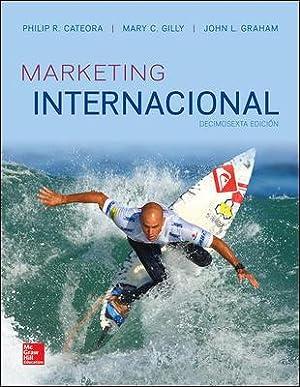 Marketing internacional: Cateora