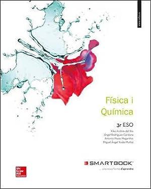 cat+val).(15).fisica i quimica 3r.eso (+smartbook): Andres Del Rio, E.