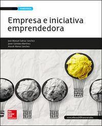 15).(gm/s).empresa iniciativa emprendedora (loe): Salinas, Jose M.