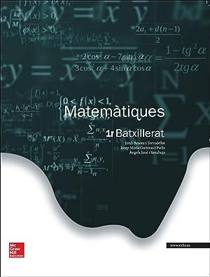 cat).(15).matematiques 1r.batx.(c.naturals): Besora, J.