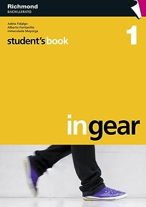 10).in gear 1.(student's book) (1o.bachillerato): Fidalgo Benayas, Adela/Fontanillo Carrascal,...
