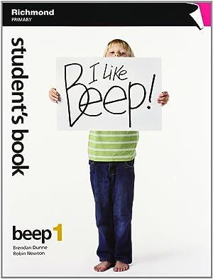 11).beep 1.prim.(student's book pack) ingles: Varios autores