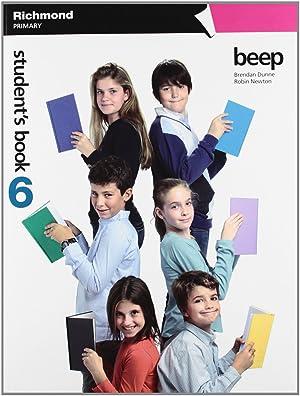 12).beep 6º.prim.(student's book pack) ingles: Varios autores