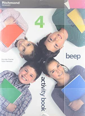 12).beep 4º.prim.(activity book pack) ingles: Varios autores