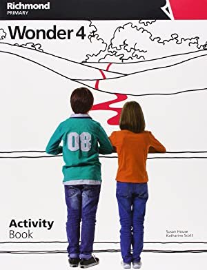 14).wonder 4º.prim.(activity book +cd): Vv.Aa