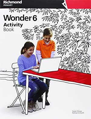 14).wonder 6º.prim.(activity book +cd): Vv.Aa