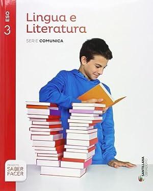 g).(15).lingua galega 3º.eso (+cd) (saber facer): Vv.Aa