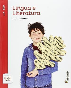 g).(15).lingua galega 1º eso (+cd) (saber facer): Vv.Aa