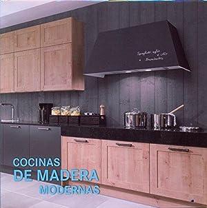 Cocinas de madera modernas: Vv.Aa.