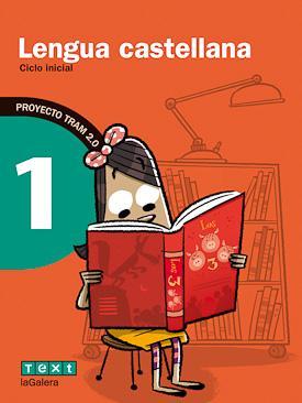 14).lengua castellana 1r.prim.(tram 2.0): Vv.Aa.