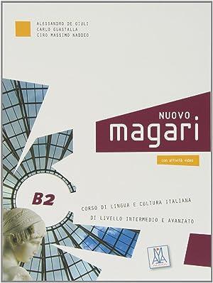Magari b2 libro alumno +cd: Vv.Aa