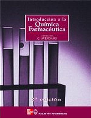Introduccion a quimica farmaceutica. (ciencias salud) 2a.ed: Avendaño