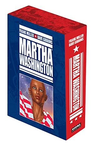 Estuche Martha Washington