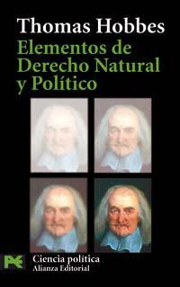 Elementos derecho natural y politico: Hobbes, Thomas