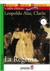 """La Regenta: Leopoldo Alas, """""""