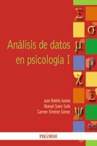Analisis de datos en psicologia i.(psicologia): Botella Ausina, Juan/Suero